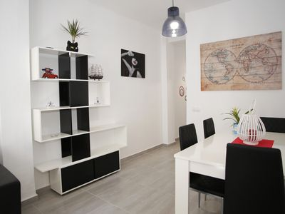 Photo for AT237 BAIX A MAR: Renovated apartment in Baixa a Mar a few meters from the beach