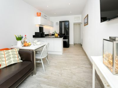 Photo for Part of this former Old Rectory has been loving transformed to create a stylish ground floor apartme