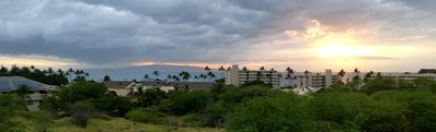 Amazing view from the lanai! Enjoy the magic of Maui without leaving home!