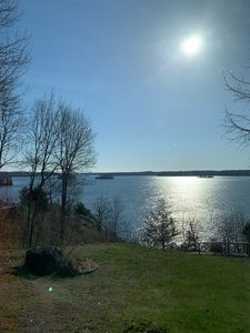 Photo for Summer home with a fabulous view of the lake accepting bookings from  Apr 2020