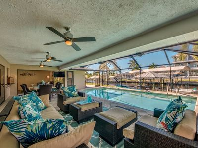 Photo for Great views, Entertaining Home,  Hot tub, Htd Pool 3 bed 2 bath