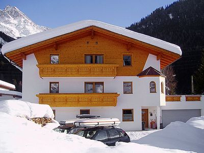 Photo for Apartment Stark in Pettneu am Arlberg - 6 persons, 2 bedrooms