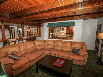 Photo for Apartment 832 m from the center of Big Bear Lake with Parking, Internet, Washing machine (983711)