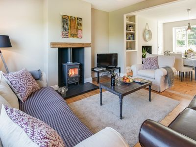 Photo for DRIFTWOOD - sleeps 4+2. Ideal for families, short walk to the stunning beach