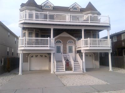 Photo for Gorgeous 5 Bedroom, 3.5 Bath Home In The Heart Of Sea Isle!!