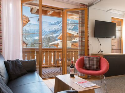 """Photo for Panoramapark Soleil Chalet F """"Silbermond"""""""