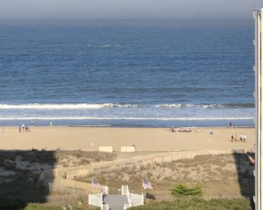 Photo for Newly redone 2b/2b , ocean block condo, just steps to the beach!