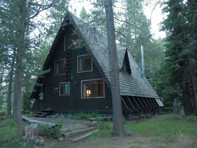 Photo for 4BR Cabin Vacation Rental in Olympic Valley, California