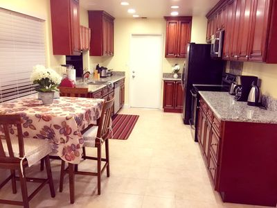 Photo for Deluxe new remodel House, Walk to Disneyland!Accommodate 3 Families