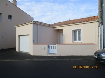 Photo for Charming new house in downtown Les Sables D¥Olonne
