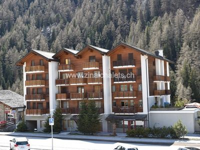 Photo for 1BR Apartment Vacation Rental in Zinal, Valais