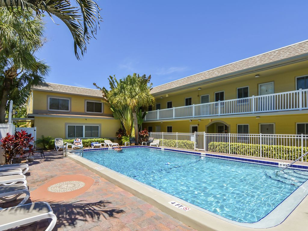 Beach Condo Rental Near St Pete
