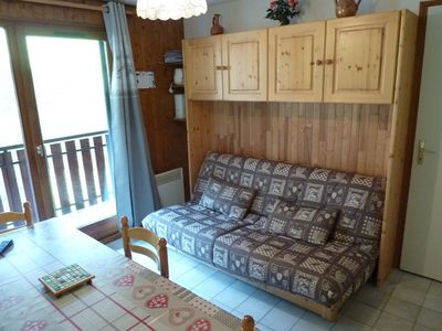 Photo for TER-PDPA-50 : 3 rooms near the slopes and shops