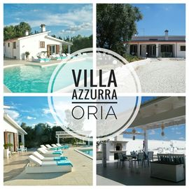 """Villa Azzurra"" Private Pool,DISCOUNT AVAILABLE  Oria Countryside, Brindisi Prov"