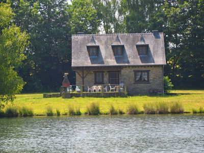 Photo for Open house, located on a large private property with private lake.