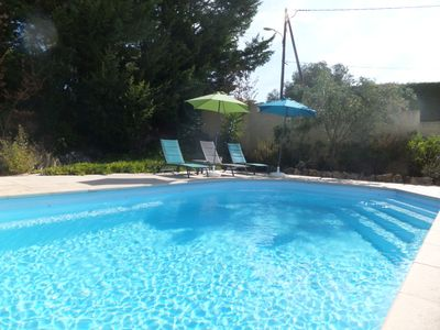 Photo for South of France Villa with pool