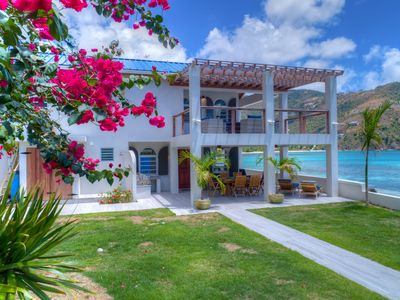 Photo for Stylish, newly renovated and upgraded Beach house steps from the water