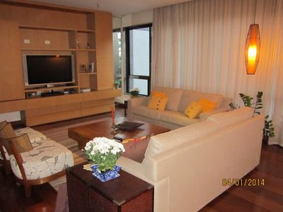 Photo for RIO'S  IDEAL LOCATION - 20 METERS  TO LEBLON  BEACH - LUXURY - SECURITY - 4BR