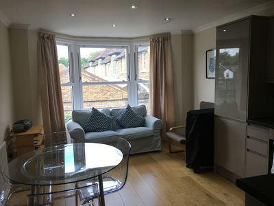 Photo for Lovely bright first floor 3 bed flat