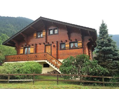 Photo for Spacious Savoyard Chalet for Winter Ski/Summer Sun, Great for Families & Friends