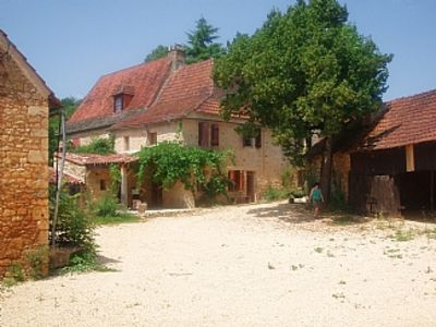 Photo for Beautiful stone farmhouse in one of the most interesting parts of the Dordogne,