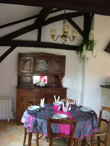 Photo for Old plum oven, single storey, independent, 1 bedroom, enclosed garden