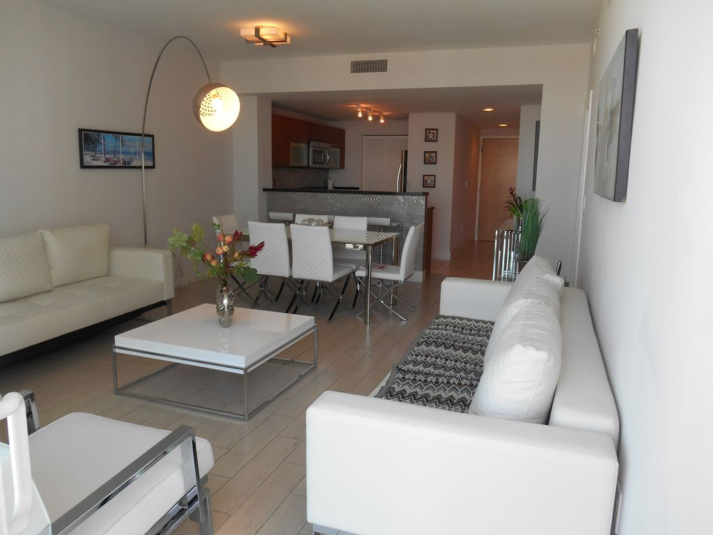 Miami Down Town Best Location Near Bay Side, Aa Arena, The Port & Beaches