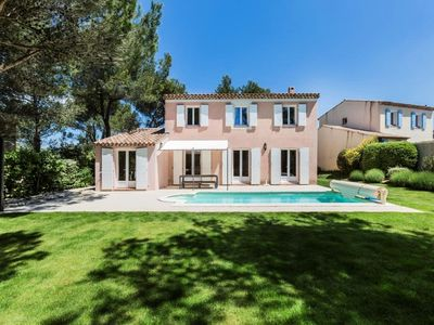 Photo for The houses and villas of Pont Royal in Provence - Maeva Individual - Villa 5 Rooms 8 People Prestige
