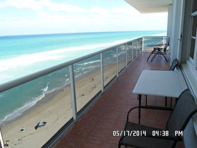 Photo for Magnificent Oceanview from 60' terrace & every room