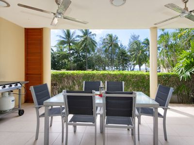 Photo for Peponi Beachfront - Ground Floor