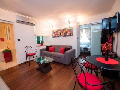 Photo for Holiday apartment Split for 1 - 3 persons with 1 bedroom - Holiday apartment