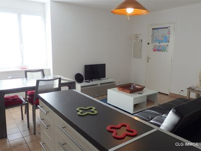 Photo for Fouesnant, apartment near the city center on foot and close to beaches