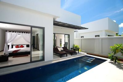 ROMANTIC Luxurious Villa (Honeymooner)