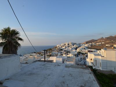 """Photo for A cozy old town mansion on  """"Burgos"""" neighborhood, at Chora Naxos"""