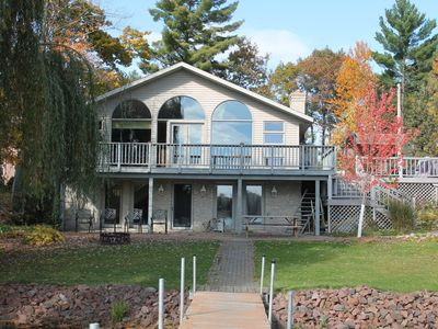 Photo for 3BR House Vacation Rental in Holcombe, Wisconsin