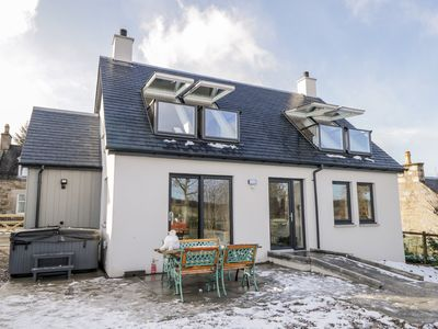 Photo for Berg Cottage, TOMINTOUL