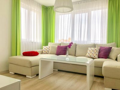 Photo for Beautiful and cozy apartment in Varna