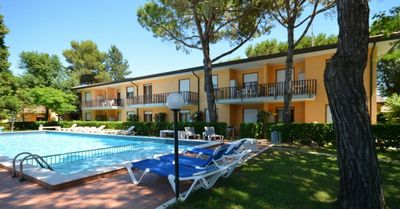 Photo for Holiday apartment Holiday Flat with balcony and pool
