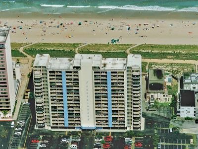 Fountainhead 702-Oceanfront 117th St, WIFI, Pool, Elev, W/D, AC