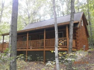 Photo for 3BR Cabin Vacation Rental in Bellaire, Michigan