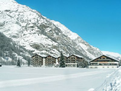 Photo for Apartment Monte Rosa (TAS201) in Täsch - 4 persons, 1 bedrooms