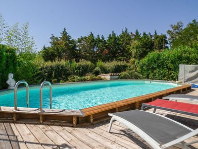 Photo for Lush Villa in Ramatuelle France with Private Pool
