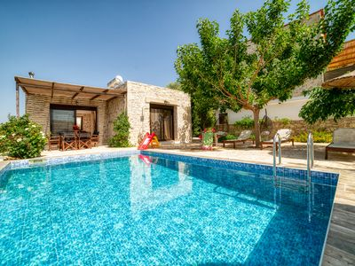 Photo for Olive luxury villas - luxury villa Taf with private pool and smart home system