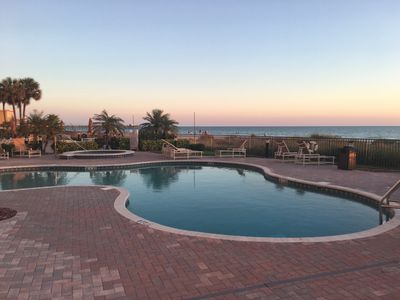 Photo for EXQUISITE Beachfront Condo: Dog Friendly, Pool & 2 Hot Tubs
