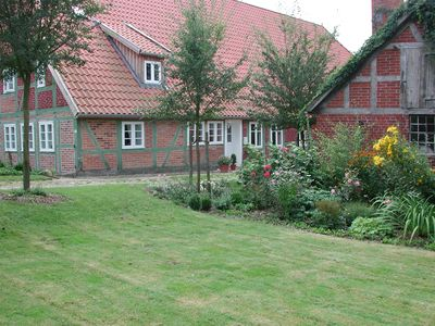 Photo for Apartment on the Elbe dike in Radegast I