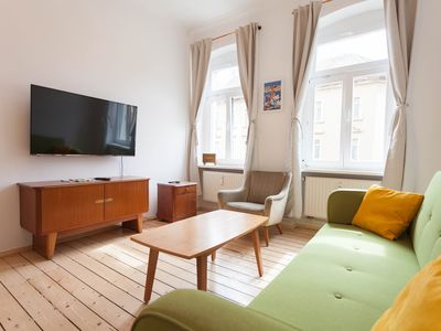 Photo for 1BR Apartment Vacation Rental in Leipzig, SN