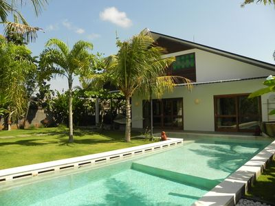 Photo for !!!Family Special! Luxury 3 Bedroom Villa, Private Pool, Free WiFi,Big Garden!!