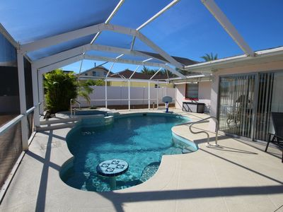 420 Donora- Home with Pool Short Walk from Beach
