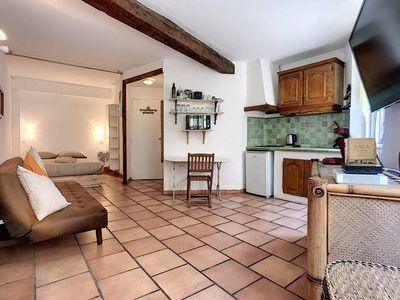 Photo for (015) Charming Provencal Market Studio Dream Location