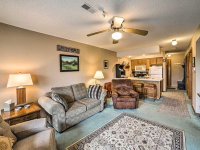 Photo for West Branson Condo 2 Miles to Silver Dollar City!